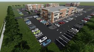 Kevin Johnson Proposes Town Center in Bordentown Township