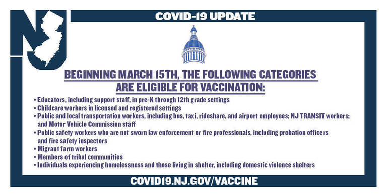 Livingston Records 488 Cases in 2021; Governor Announces Vaccination Updates