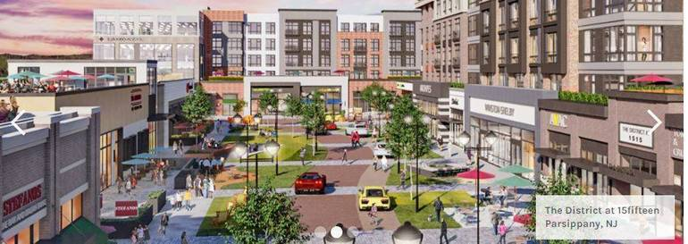 The Redevelopment at 1515 Route 10 in Parsippany Gets More Residential Units