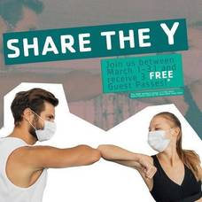 Share the Madison YMCA with a Friend