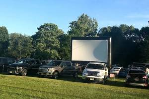 Grab Your Popcorn: Drive-In Movies are Back in BurlCo