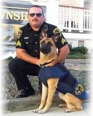 Retired Long Beach Township Police Sergeant Thomas O. Hartman Jr. Dies