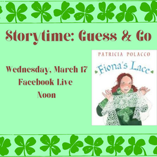 St. Patrick's Day Storytime with Morristown's Macculloch Hall