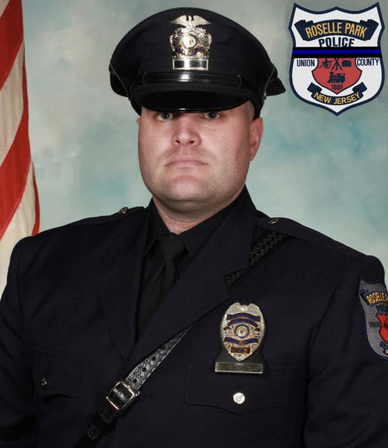 Tragedy is reported, Police Officer Edward Nortrup dies by suicide, following a vehicle crash