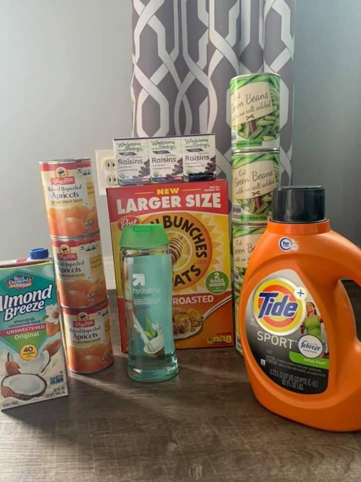 Millburn Neighbors Helping Neighbors Posts Wish List