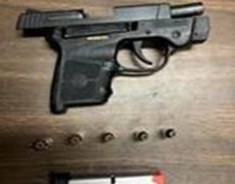 Prospect Park Man Arrested, Charged with Having Loaded Gun in Paterson