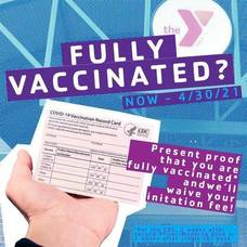 Madison Area YMCA Will Waive Initiation Fees for Fully Vaccinated People, So Join Now!