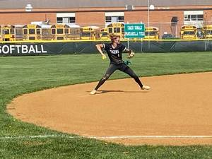 SPHS Softball Uses Big Second Inning to Top Iselin Kennedy to Take GMC-White lead