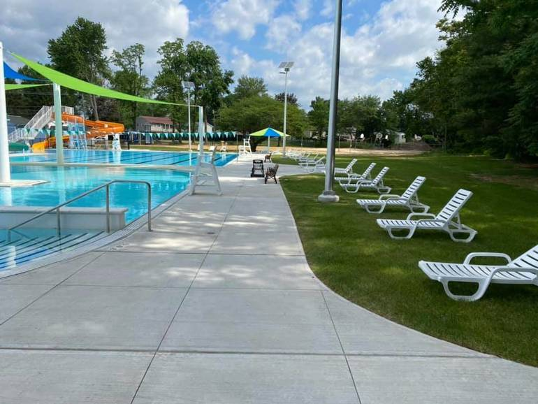 Floating into Summer: South Plainfield Community Pool Opens This Weekend