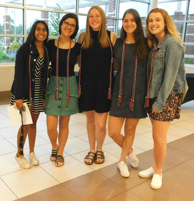 Art at Watchung Hills: WHRHS Inducts 54 to National Art Honor Society, Spring Arts Reception Follows1836D352-9647-41BF-9AEA-DF84DFEF6BDF.jpeg