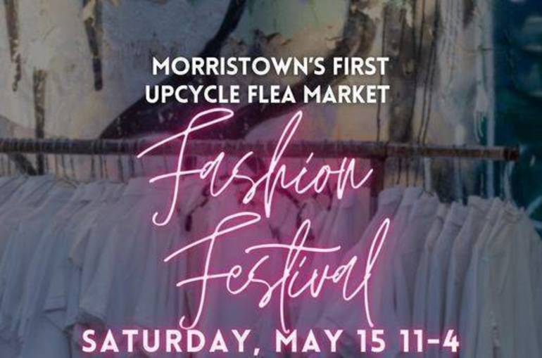Morristown's First Upcycle Flea Market to Take Place Saturday May 15