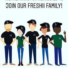 Now Hiring! Freshii Morris Plains is Looking for Team Members