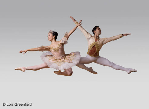 Top story 2bc460ecce07b6b36a0e 1847 american repertory ballet nanako yamamoto and aldeir monteiro photo credit lois greenfield
