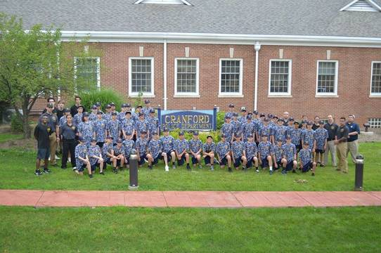 Cranford Police Department Youth Academy 13th Session