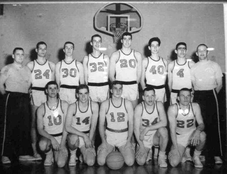 1965 boys basketball team