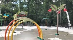 Green Brook Spray Park Opens  Monday, June 21