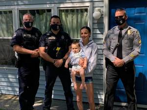 Ocean Township Police Revive 10 Month Old at Dunkin Donuts