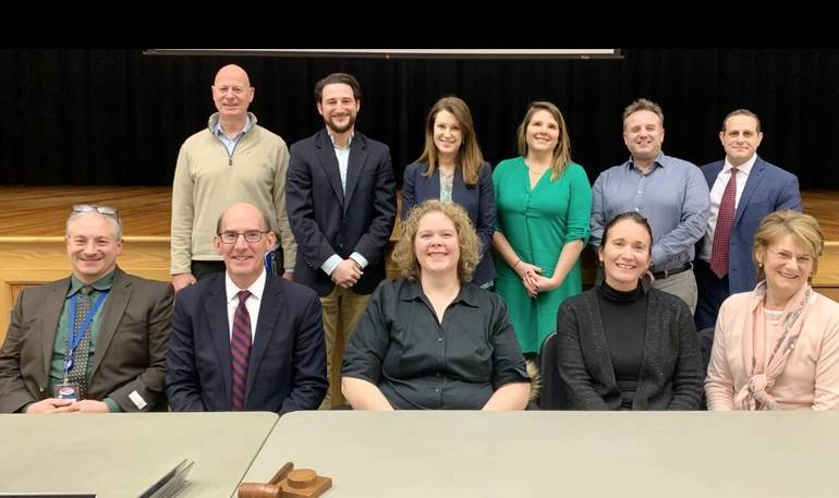 Watchung Board of Education Swears in New Members, Names President and Vice President 1A0670DF-78BF-4AEB-A548-27FE5092F8F0.jpeg