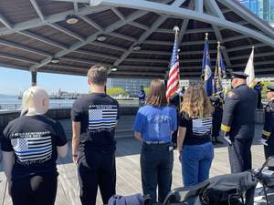 25th Anniversary Police Unity Tour Kicks Off in Jersey City