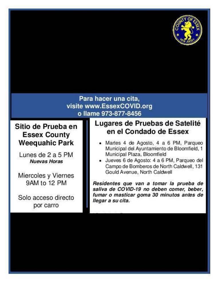 1 dual testing site flier - july 30 Spanish.jpg