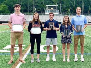 WHRHS Scholar Athletes: Five Watchung Hills Students Named 2021 Scholar Athletes