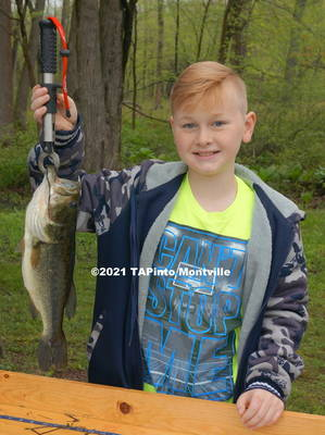 Montville Recreation to Host Annual Fishing Derby