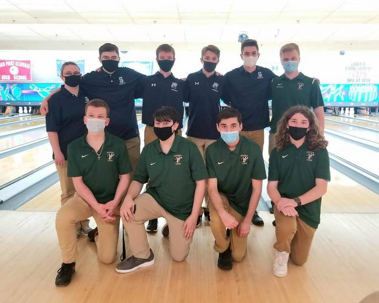 Sussex Tech Bowling has a Perfect Season