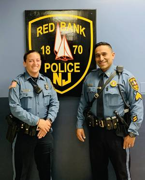 Red Bank Police Sgt. Jorge Torres – Accountable, Mentor and Super Chef
