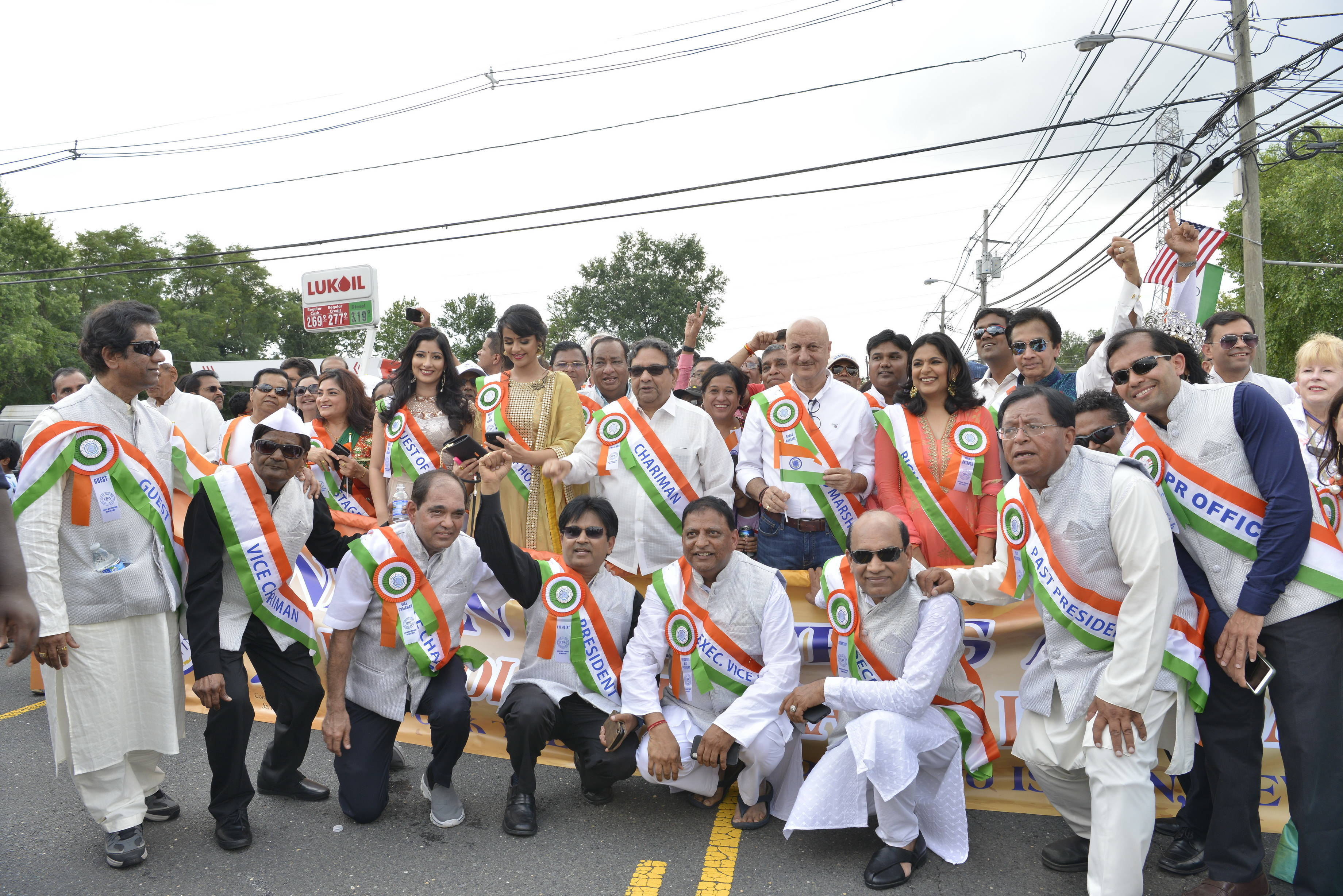 No Raining on IBA's India Day Parade