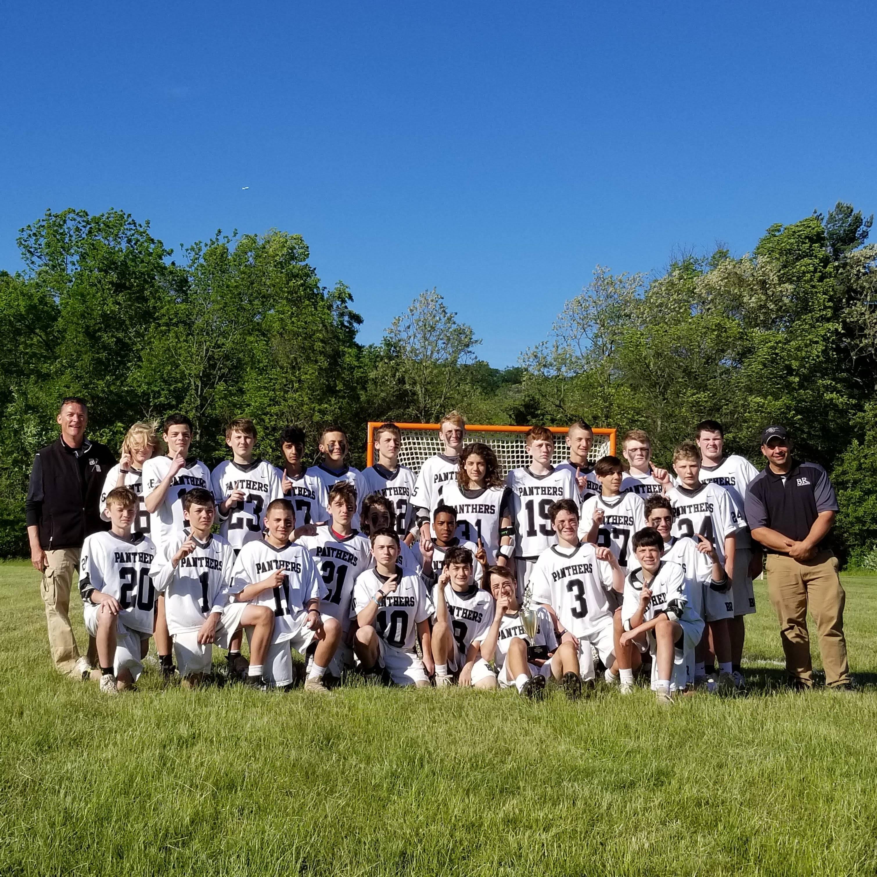 BRMS Boys Lacrosse
