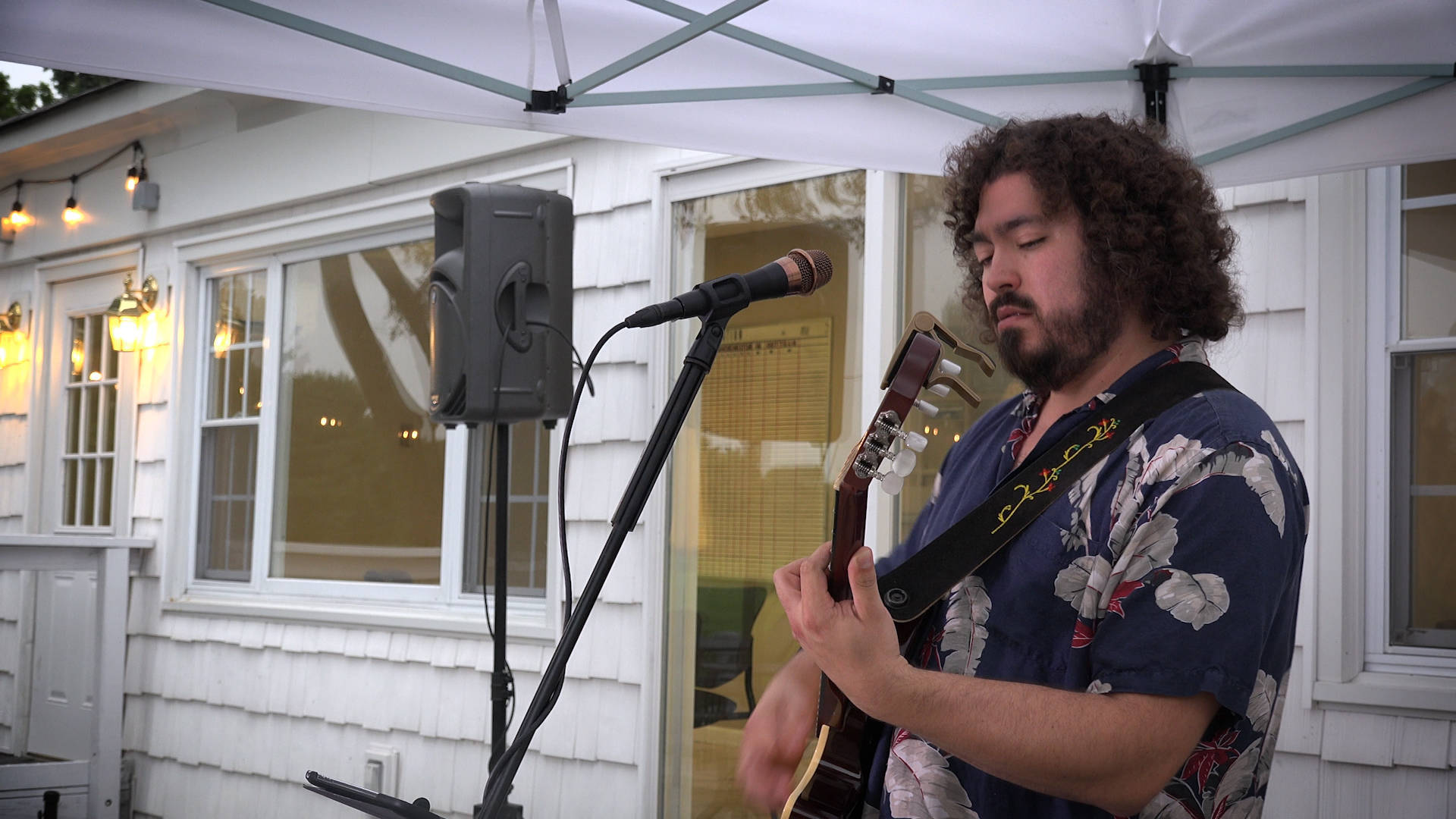 Professional Musician John-Pierre Conques