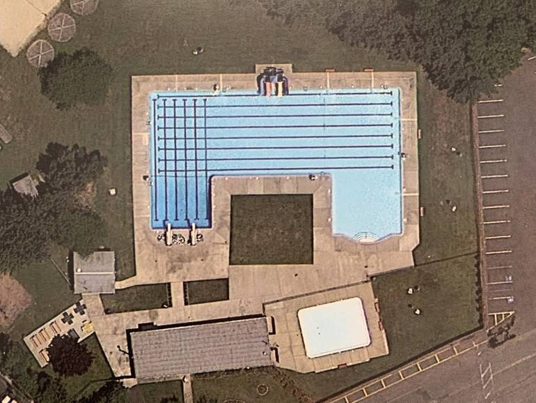 Current South Plainfield Community Pool