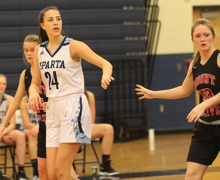 Sparta High School Girls Basketball Back on the Boards for Short Season