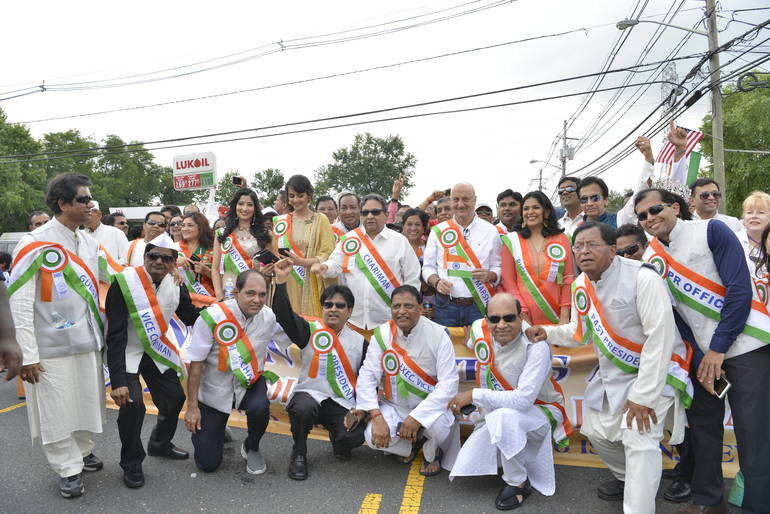 Governor Murphy, Bollywood Actors Attending Annual India Day Parade