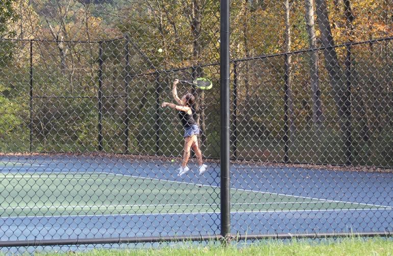 Sparta High School tennis 2018