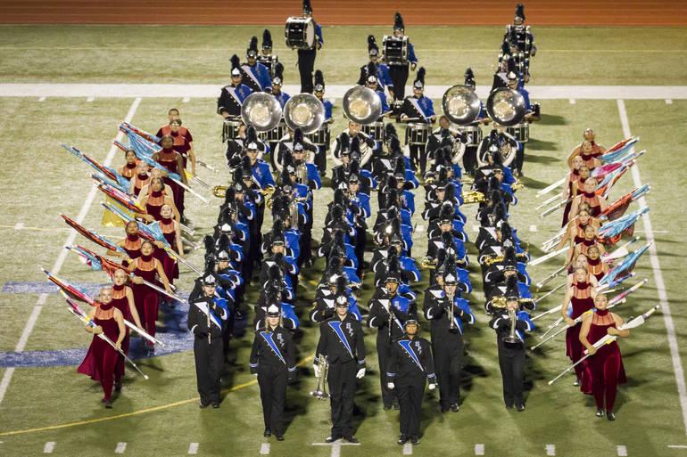 Scotch Plains-Fanwood High School Marching Band