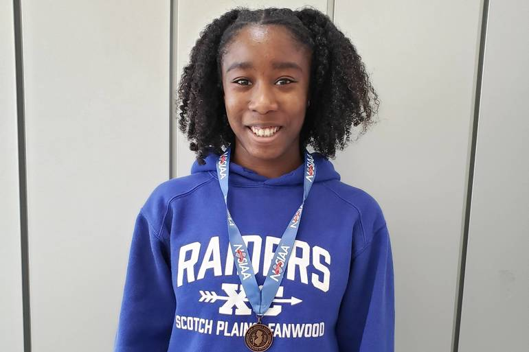 Jenai Berry is this week's Joint Motion Physical Therapy Athlete of the Week.