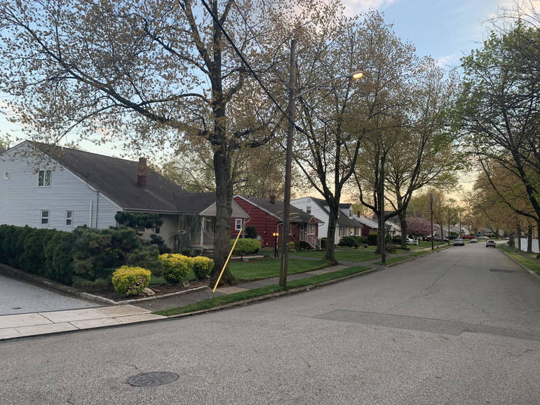 2020 Houses along Oldfield by Katie A April 28.jpg
