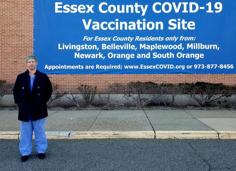 Shawn Klein COVID-19 Vaccine