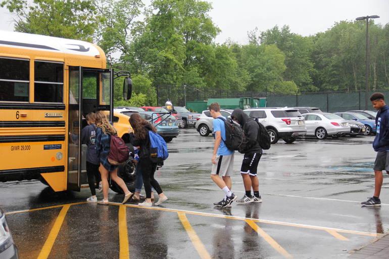 Sparta High School Reunification Drill