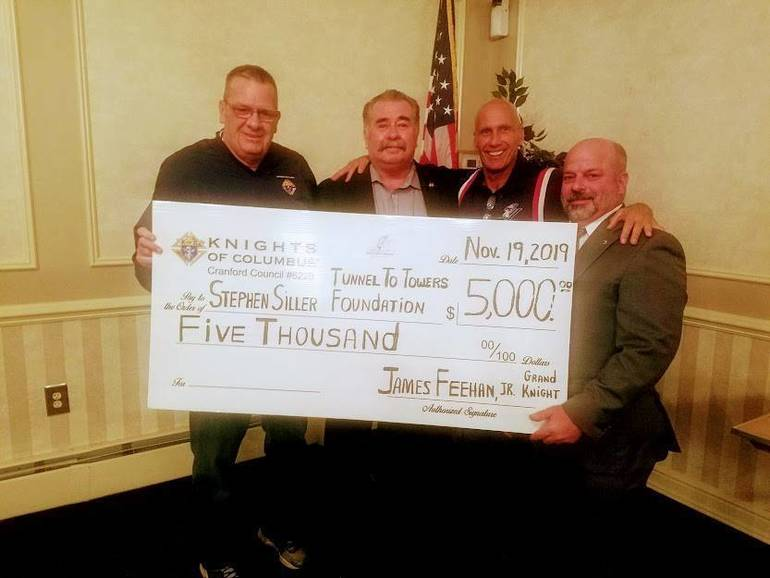 2019 K of C Golf Ouitng Donation - Tunnel to Towers Foundation.jpg