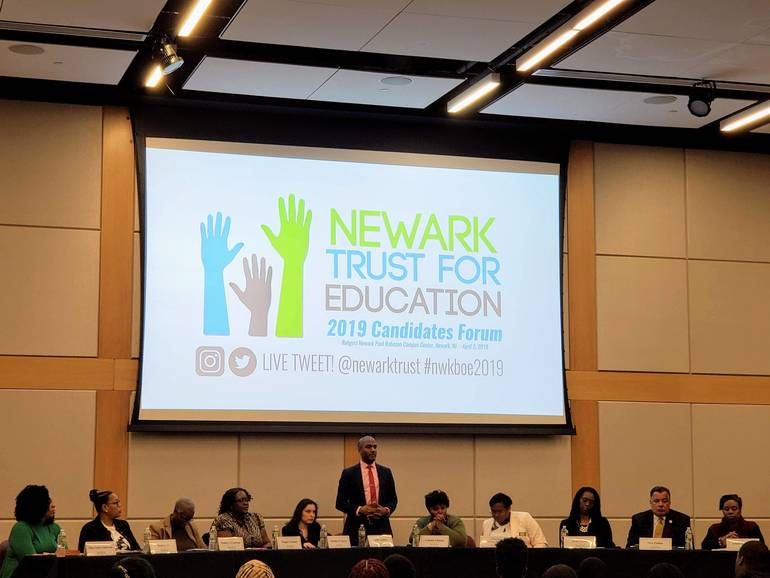 How Newark School Board Candidates Answered Students' Tough Questions