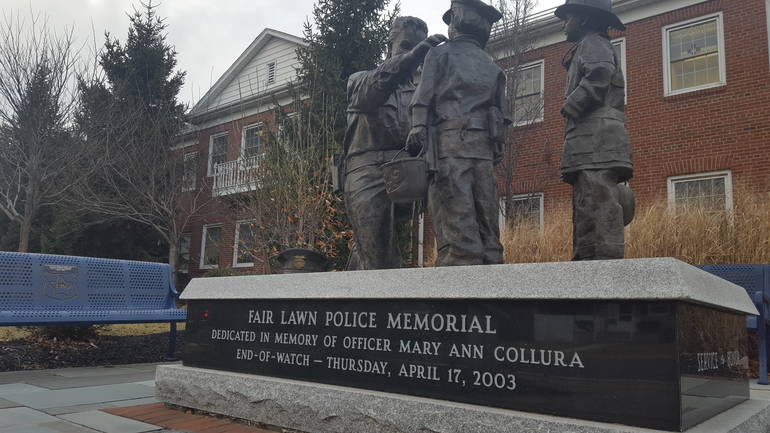 Fair Lawn Officer Mary Ann Collura Remembrance Scheduled for April 17