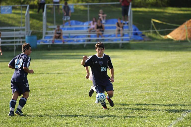 Sparta High School soccer 2018