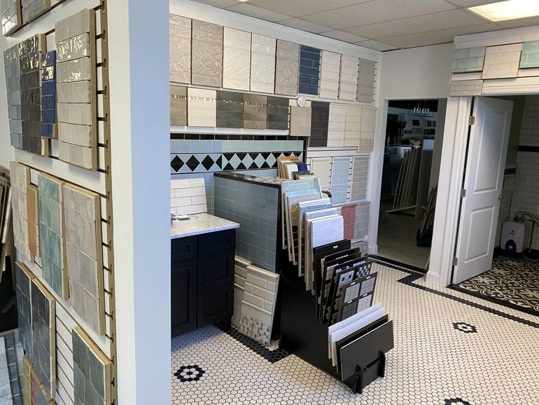 The Tile Lady Designs by Christine Opens in Berkeley Heights