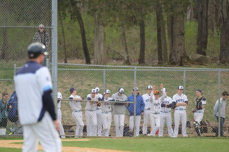 Sparta High School Baseball 19