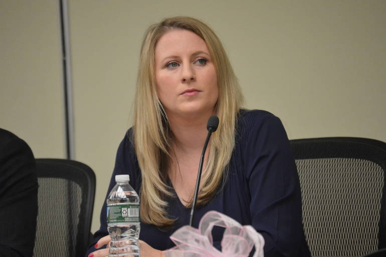 2018 Scotch Plains Council candidate Elizabeth Stamler.JPG