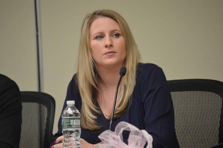 2018 Scotch Plains Council candidate Elizabeth Stamler.JPG