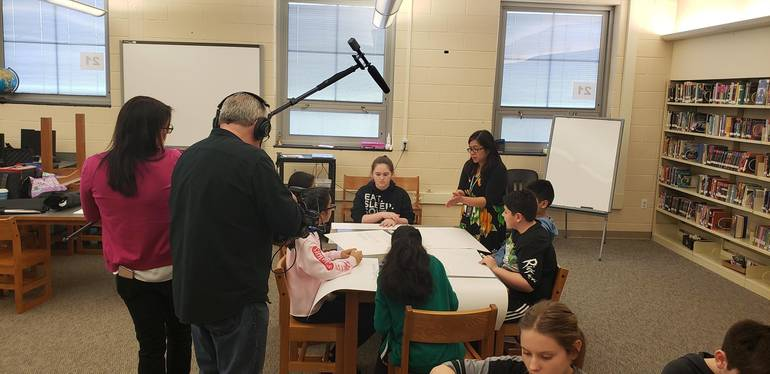 South Plainfield Green Team Releases Video Featuring Local Children