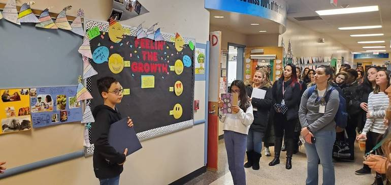 Good News In the Schools (Feb. 17 - 21)